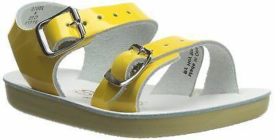 salt water 2001 shinyyellow by hoy shoe