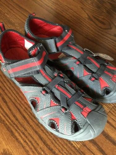 sandals hydro hiker water shoes size 7w