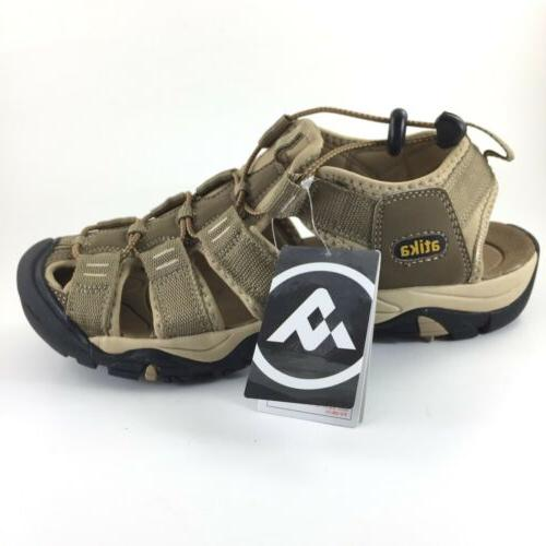 Atika Trail Outdoor Shoes Sport 7 Brown Camping