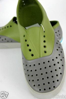 Green / Water Resistant Shoes