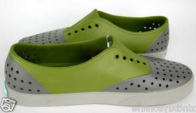 Native Shoes Green Water Resistant