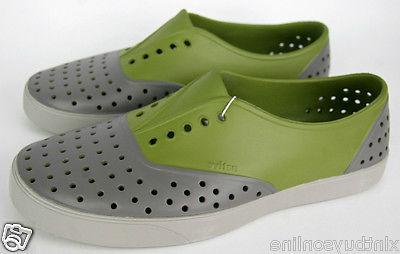 shoes miller juice green grey washable water