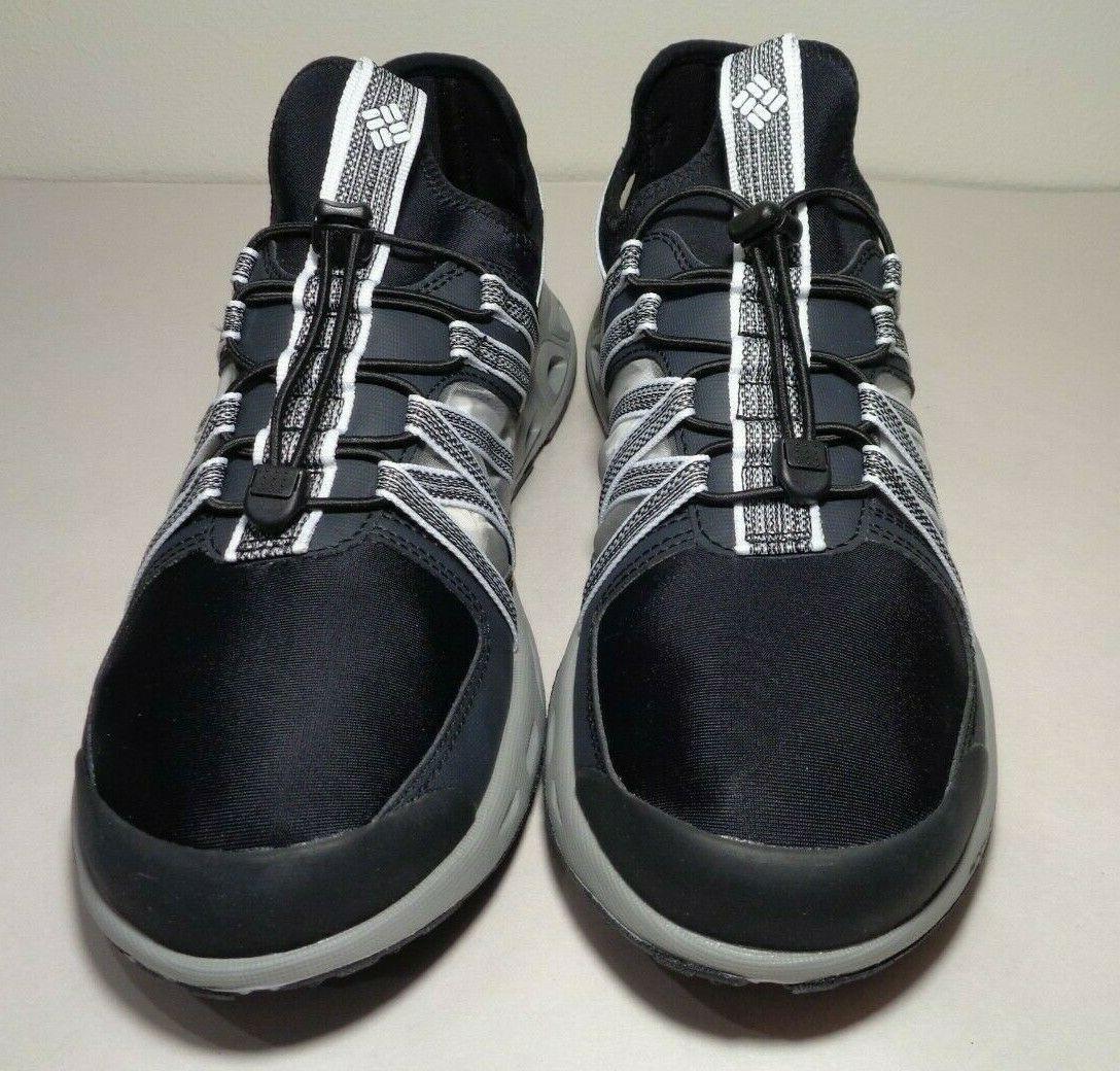Columbia OKOLONA Black Sneakers New Men's Water Shoes