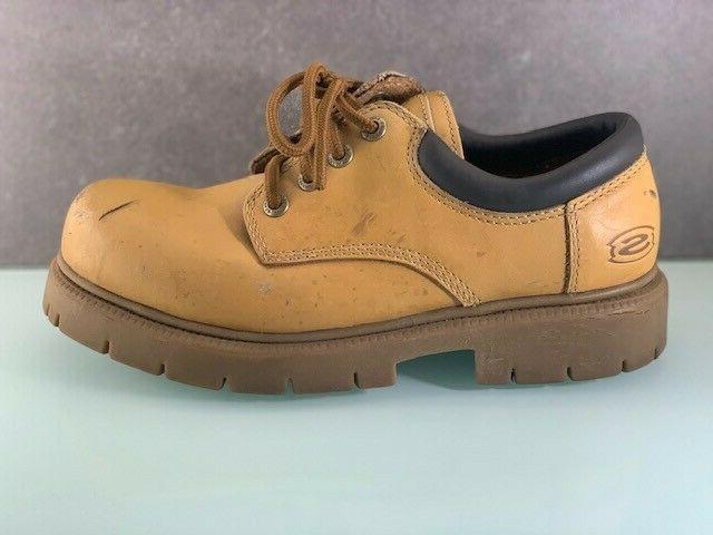 Sketchers Men's Low-Cut Boots Resistant Boots Heavy