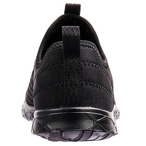 ALEADER Men's Slip-on Water Shoes D