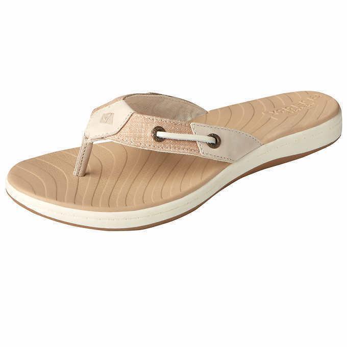 Sperry Top Flops Outdoor Beach Shoe Flat