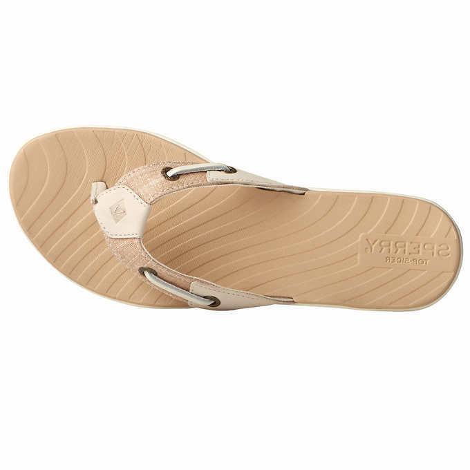 Sperry Top Flip Flops Womens Outdoor Flat