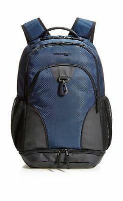 AmazonBasics Sports Backpack Navy Blue