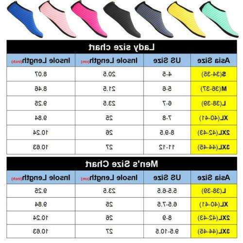 Adults Kids Water Aqua Yoga Skin Socks Surf Sock