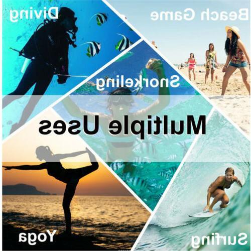 Aqua Summer Yoga Sport Skin Surf Sock