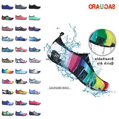 unisex water shoes aqua quick dry non