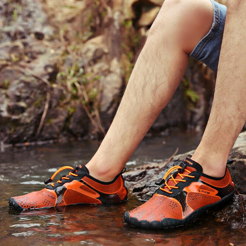 summer water shoes men quick drying swim