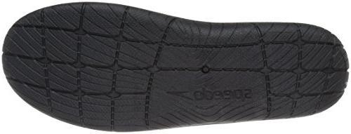 Speedo Men's Surf Athletic Water Shoe, Black/Dark Gull Grey, 9 US