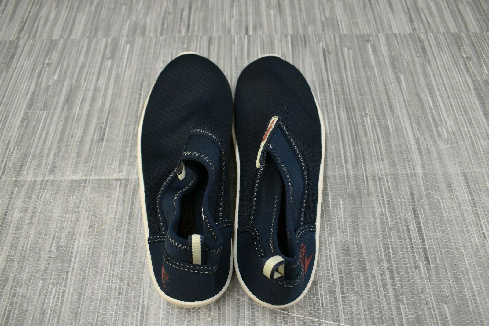 Speedo Tidal Cruiser Shoes - Men's 8, Navy
