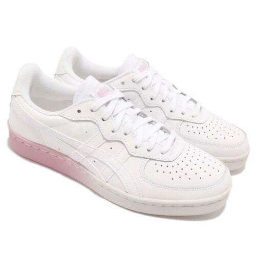 Asics Tiger GSM White Rose Water Pink Women Lifestyle Shoes