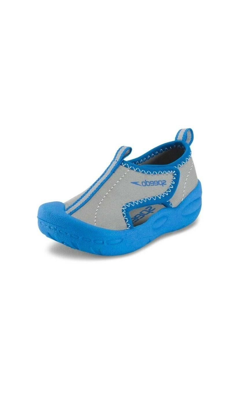 toddler boys hybrid water shoes blue kids