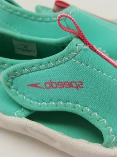 Speedo Water Shoes Teal