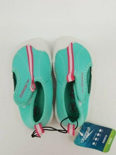 Speedo Water Pool Lake Shoes S Teal