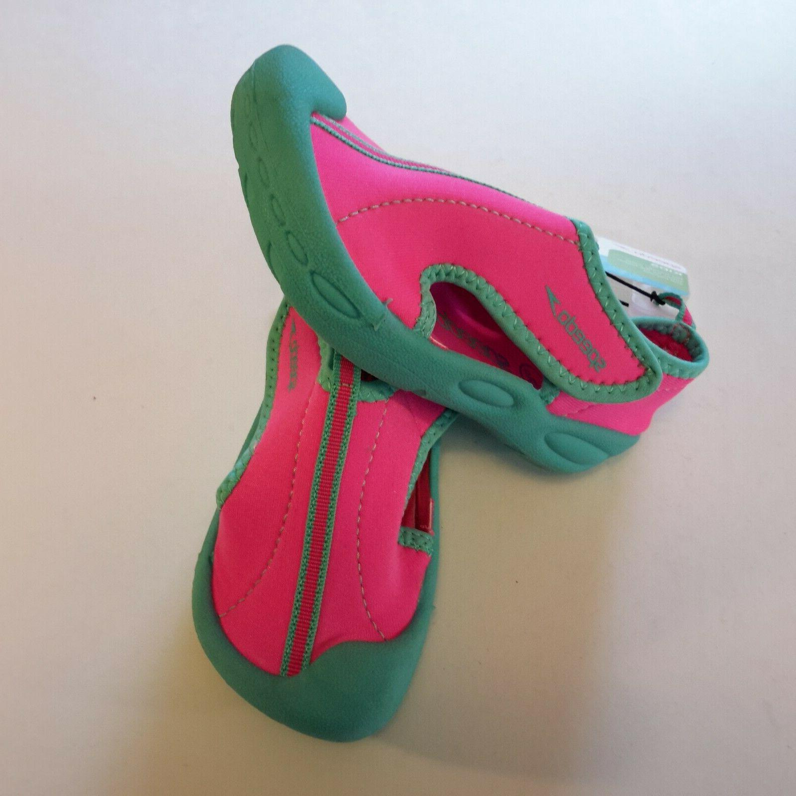 Speedo Girls' Water Shoes - Size L 9/10