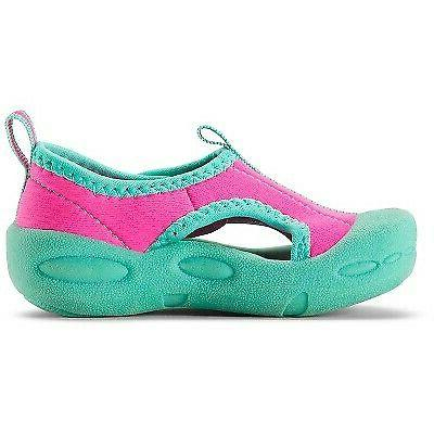 toddler girls hybrid water swim shoes pink