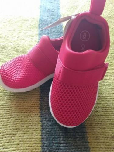 Toddler Girls Red Shoes Size 6