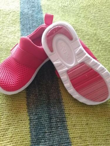 toddler girls red water shoes size 6