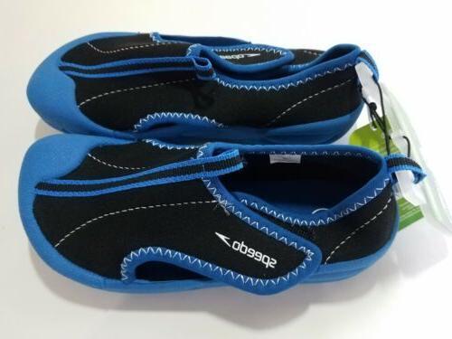 Speedo Water Shoes Loop Closure & Blue