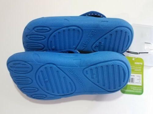 Speedo Toddler Water Shoes & Loop & NWT