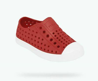 Native Toddler - Torch Red Shell White