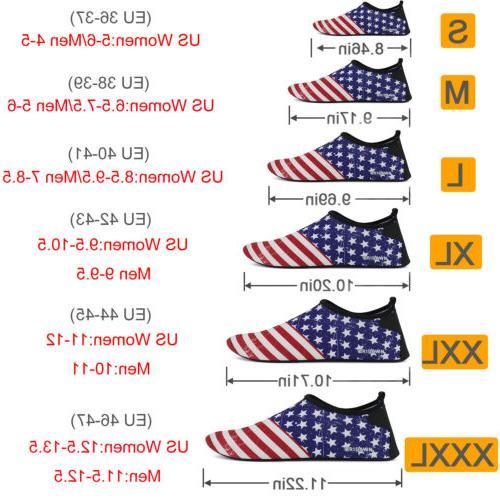Unisex Skin Shoes Beach Socks Yoga Exercise Surf