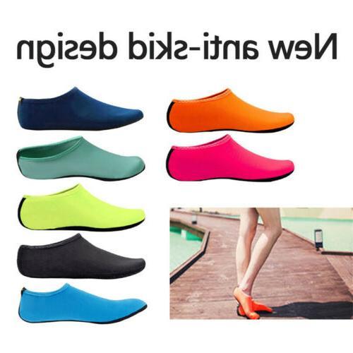 Unisex Barefoot Aqua Socks Surf Swim Beach Yoga