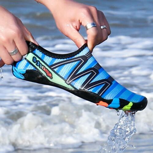 Unisex Shoes Aqua Exercise Slip