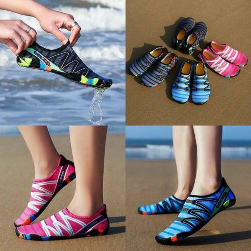 Unisex Outdoor Water Shoes Exercise Pool Beach Swim Slip
