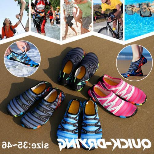 unisex men outdoor water shoes aqua socks