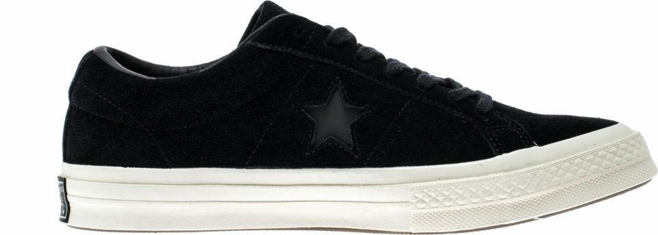 Converse One Star Ox Black Repellent Shoes US Mens