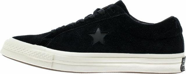 Converse Unisex Ox Black Shoes US Mens