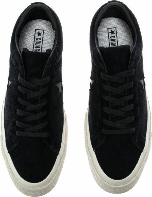 Converse Ox Black Water Shoes Mens