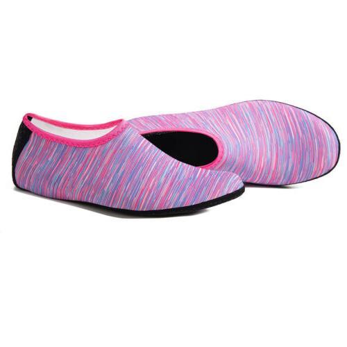 Shoes Aqua Socks Swim Surf Sports Exercise