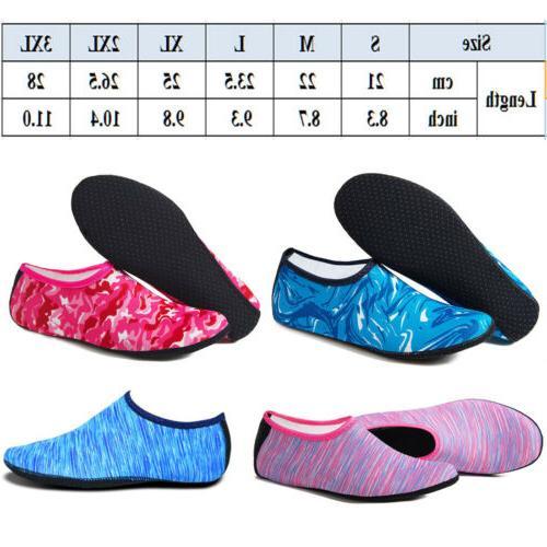 Unisex Barefoot Water Shoes Swim Surf Exercise