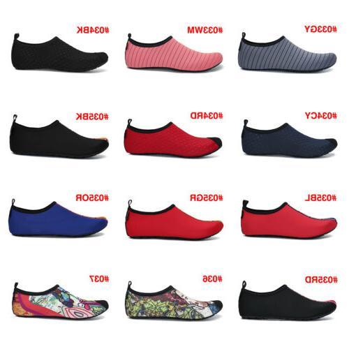 Unisex Water Shoes Quick-Dry Non-Slip Socks