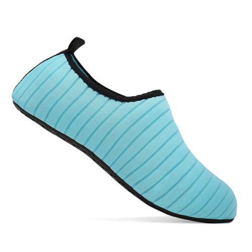 2019 Men Shoes Aqua Socks Beach Pool Diving Surf Yoga