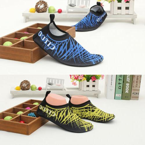 Unisex Water Shoes Barefoot Aqua Socks Swim