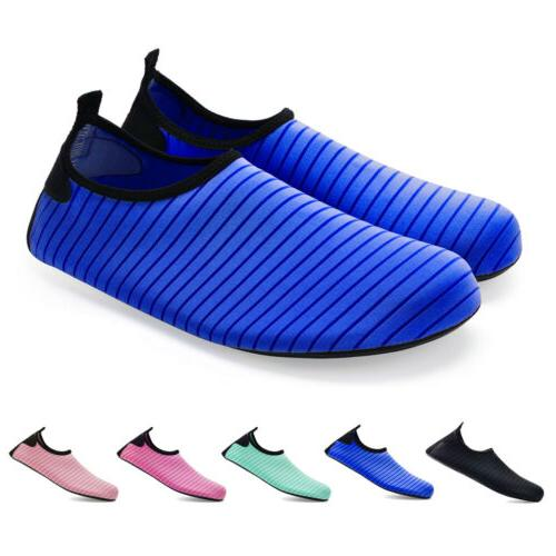 unisex water shoes quick dry barefoot beach