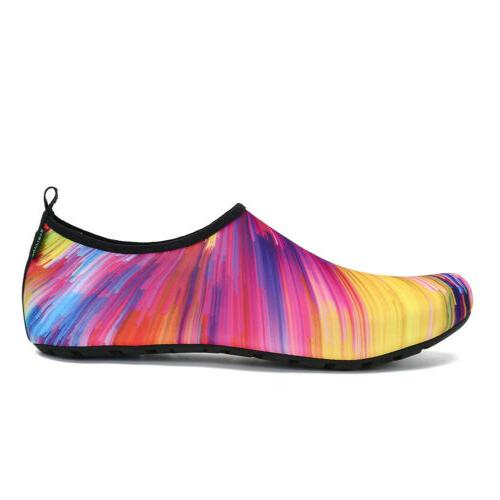 Unisex Sport Shoes Aqua Socks Surf US