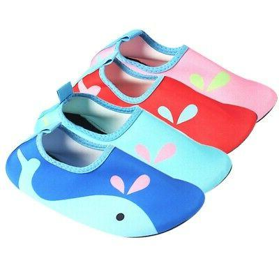 Toddler Swimming Socks Kids Baby Quick-Dry Water Shoes Summe