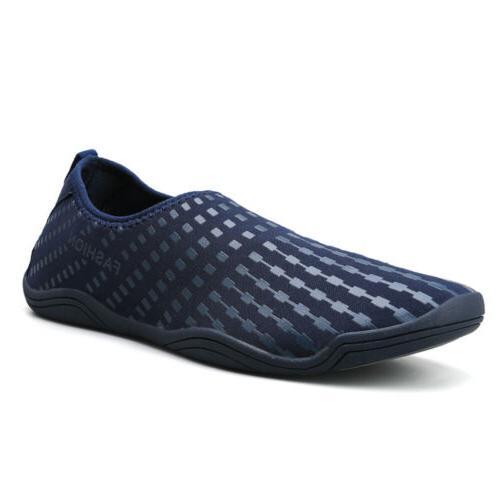 USA Shoes Sock Exercise Beach Swim Slip Surf