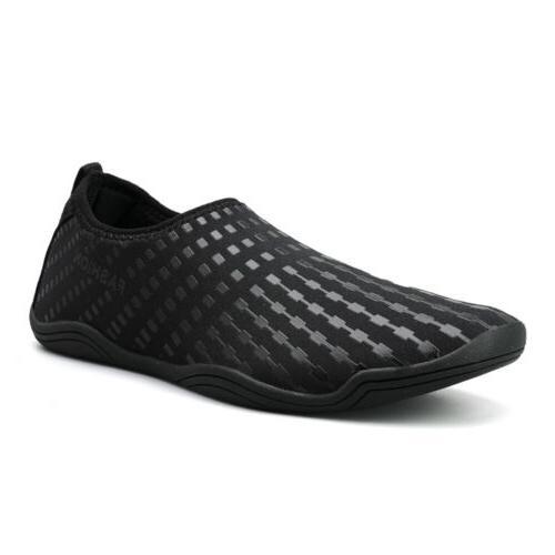 USA Men Shoes Sock Yoga Slip On Surf