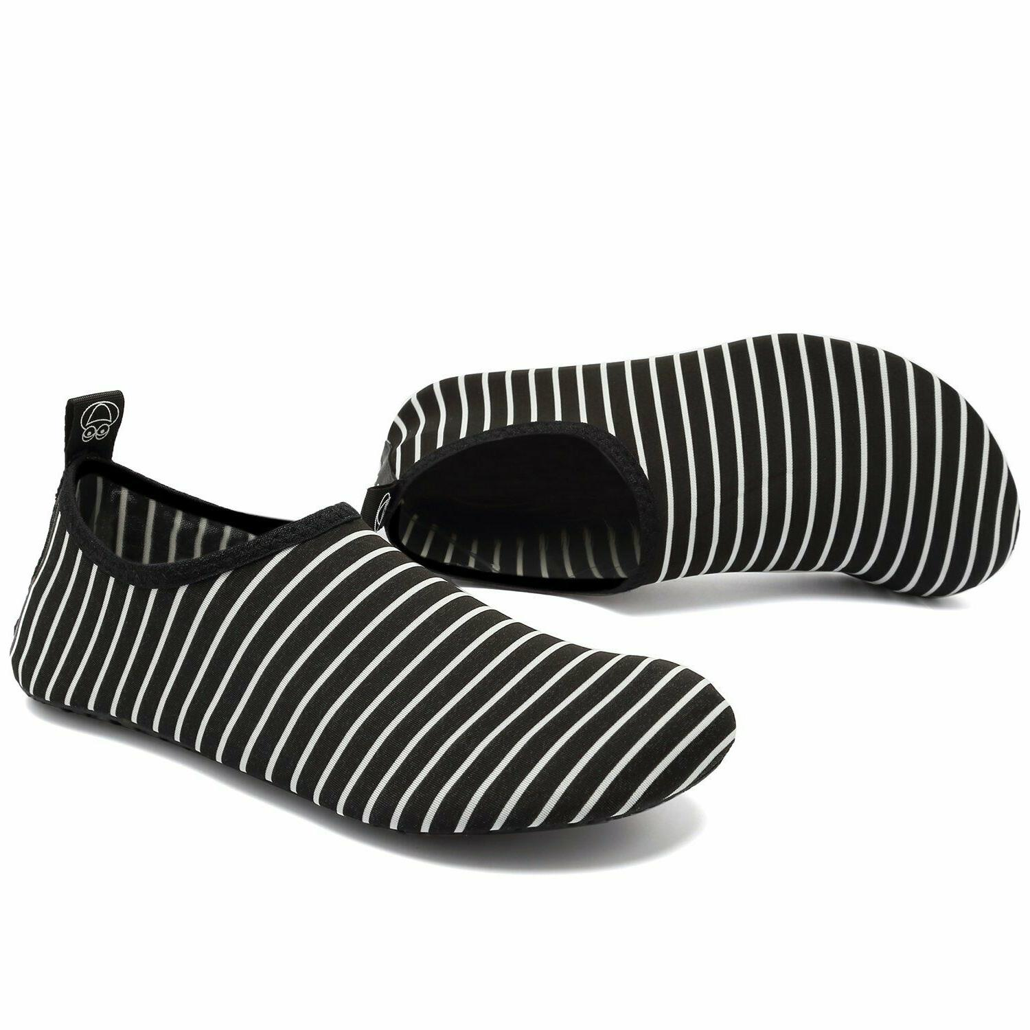 VIFUUR Water Shoes Barefoot Quick-Dry Socks Slip-on