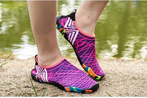 AVADAR Water Shoes, Women Aqua