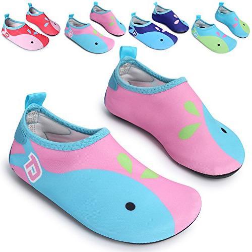 L-RUN Aerobic Shoes Barefoot Swim Aqua Socks